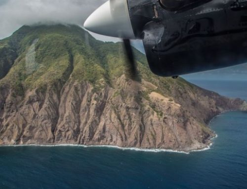 SABA: The Worlds Shortest Runway