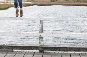 brand photography Nantucket, jumping Madaket, Blundstone Nantucket