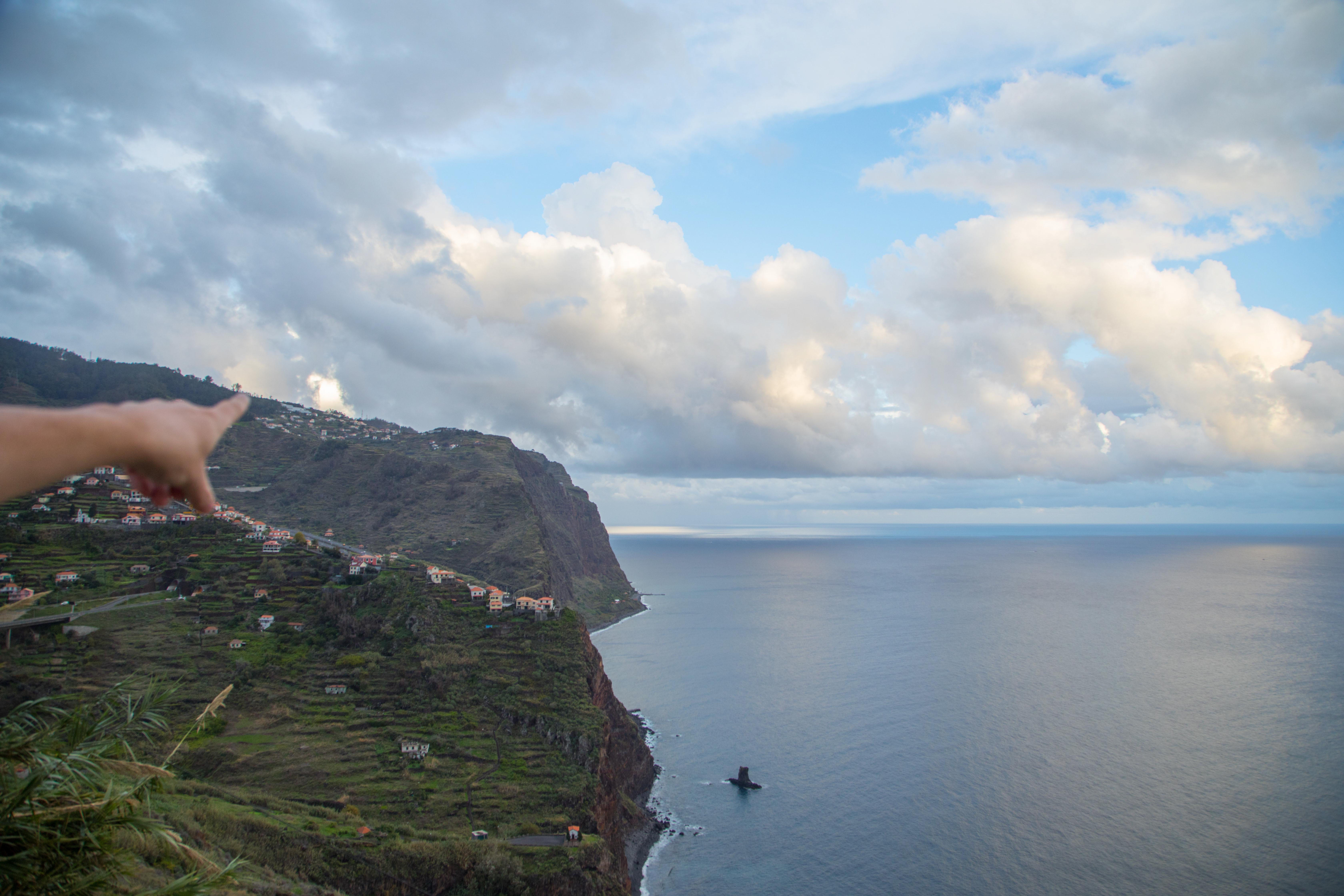 Madeira Ariel Views