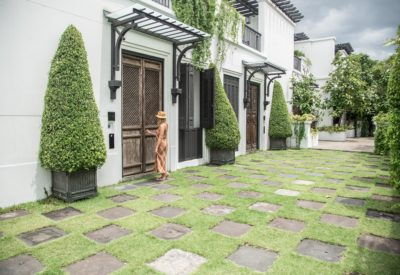 The Siam Courtyard, The Siam luxury rooms