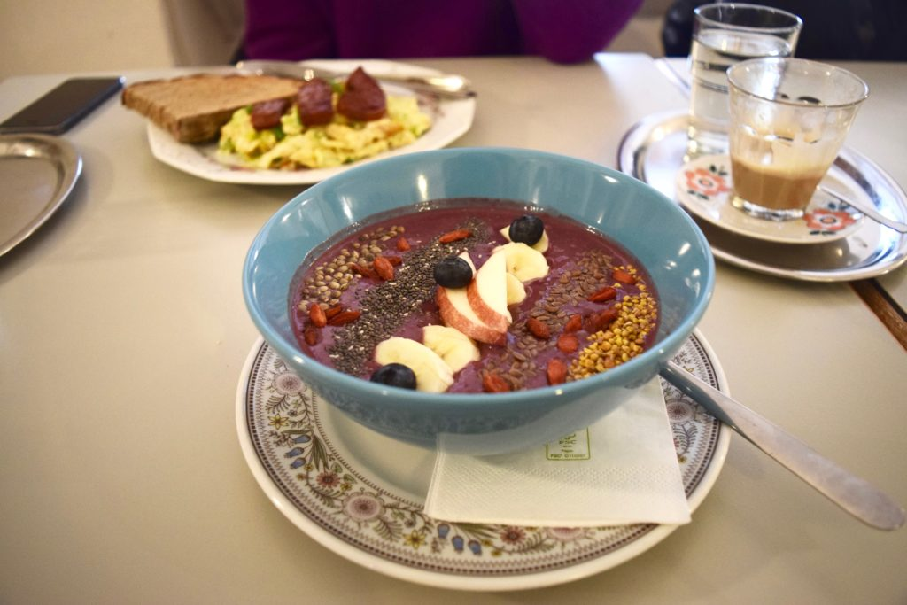foodie, acai bowl, Innsbruck, breakfast