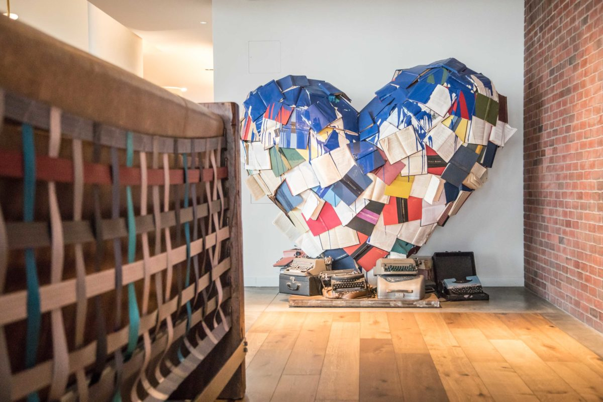 Art, NYC Boutique Hotels, Interior Design