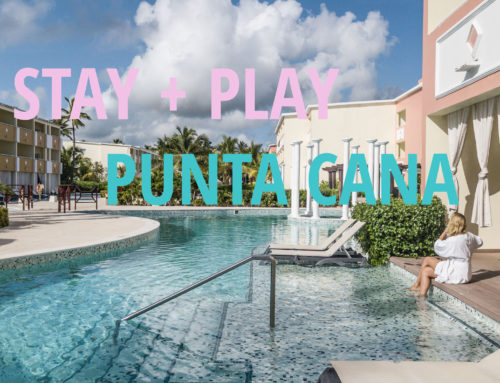 PUNTA CANA ADVENTURES WITH PALLADIUM HOTELS