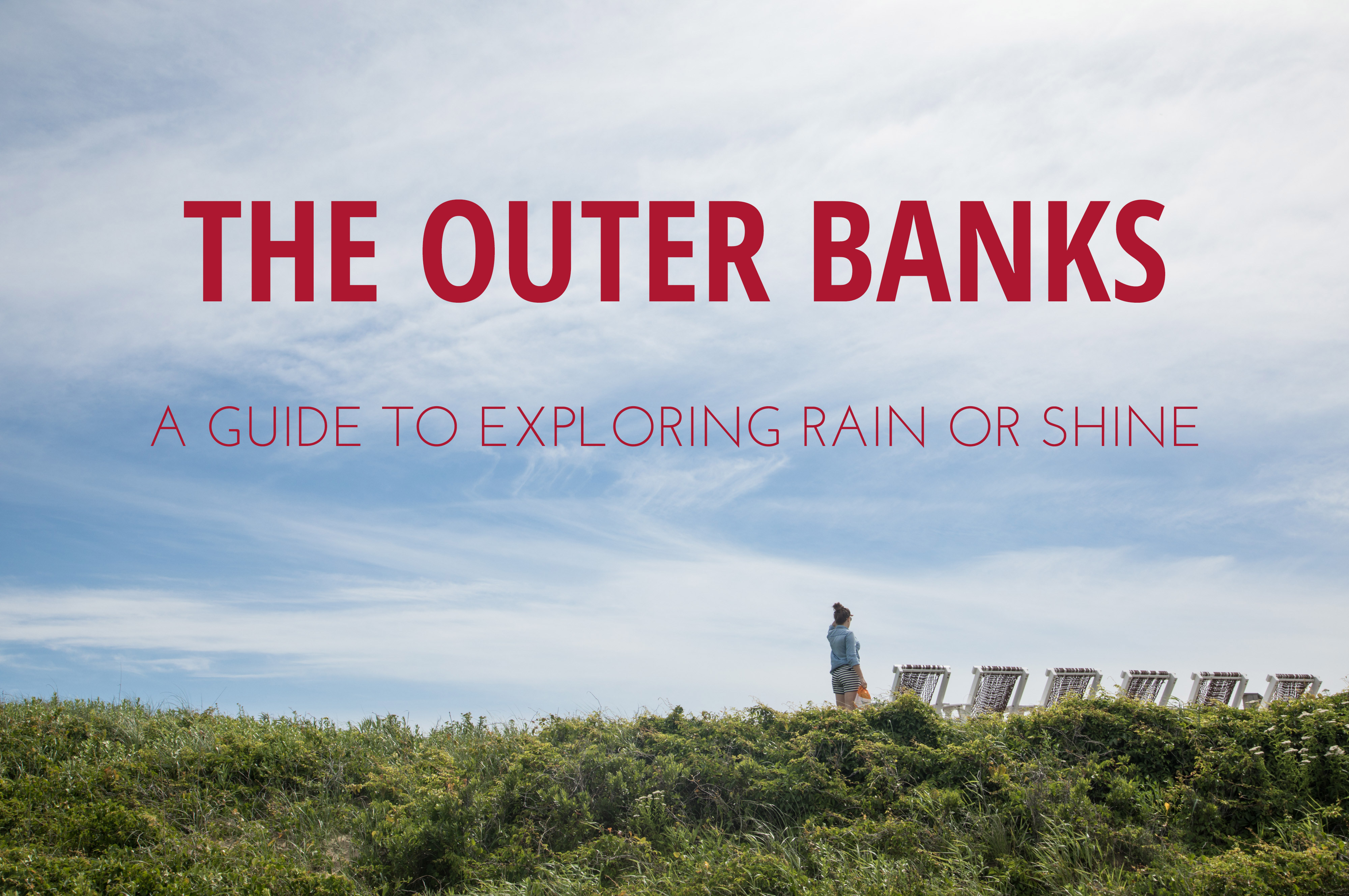 Outer Banks Travel Guide, OBX travel Guide