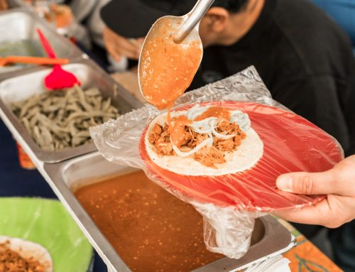 Hidden Gems and Popular Food in Mexico City