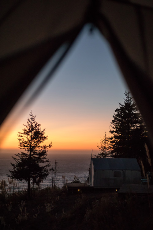 Things every 36 year old should know. Solo travel glamping in Northern California