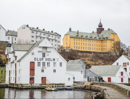 Ålesund + Beyond – Norway culture and adventure