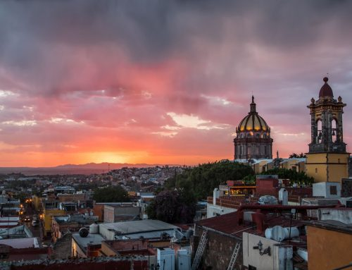 Mexico City to San Miguel de Allende: 3 day getaway at Hotel Matilda