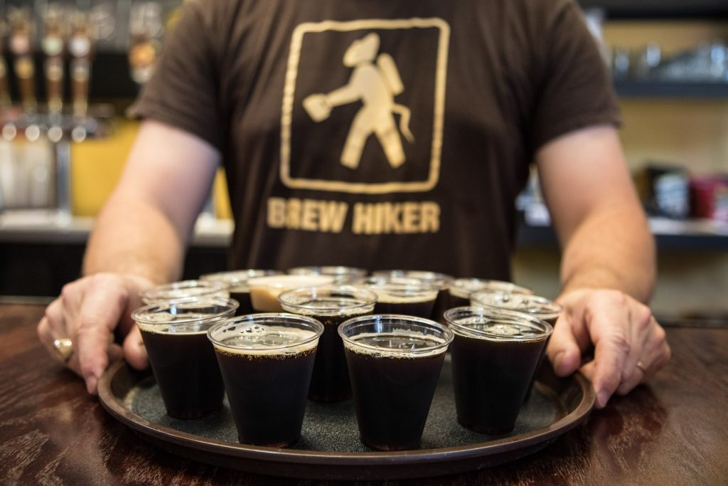 The Flying Mouse Brewery in Virginia's Blue Ridge