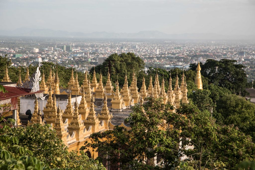 myanmar, views, landscape, thailand