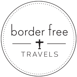 Border Free Travels Logo