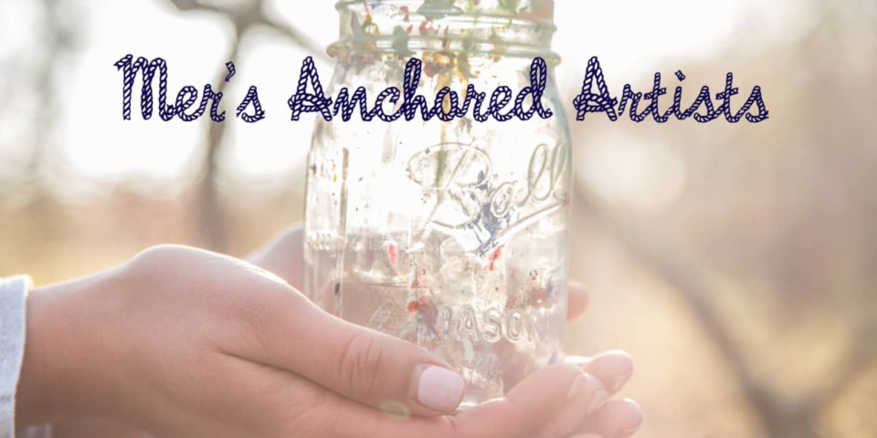 MER'S ANCHORED ARTISTS